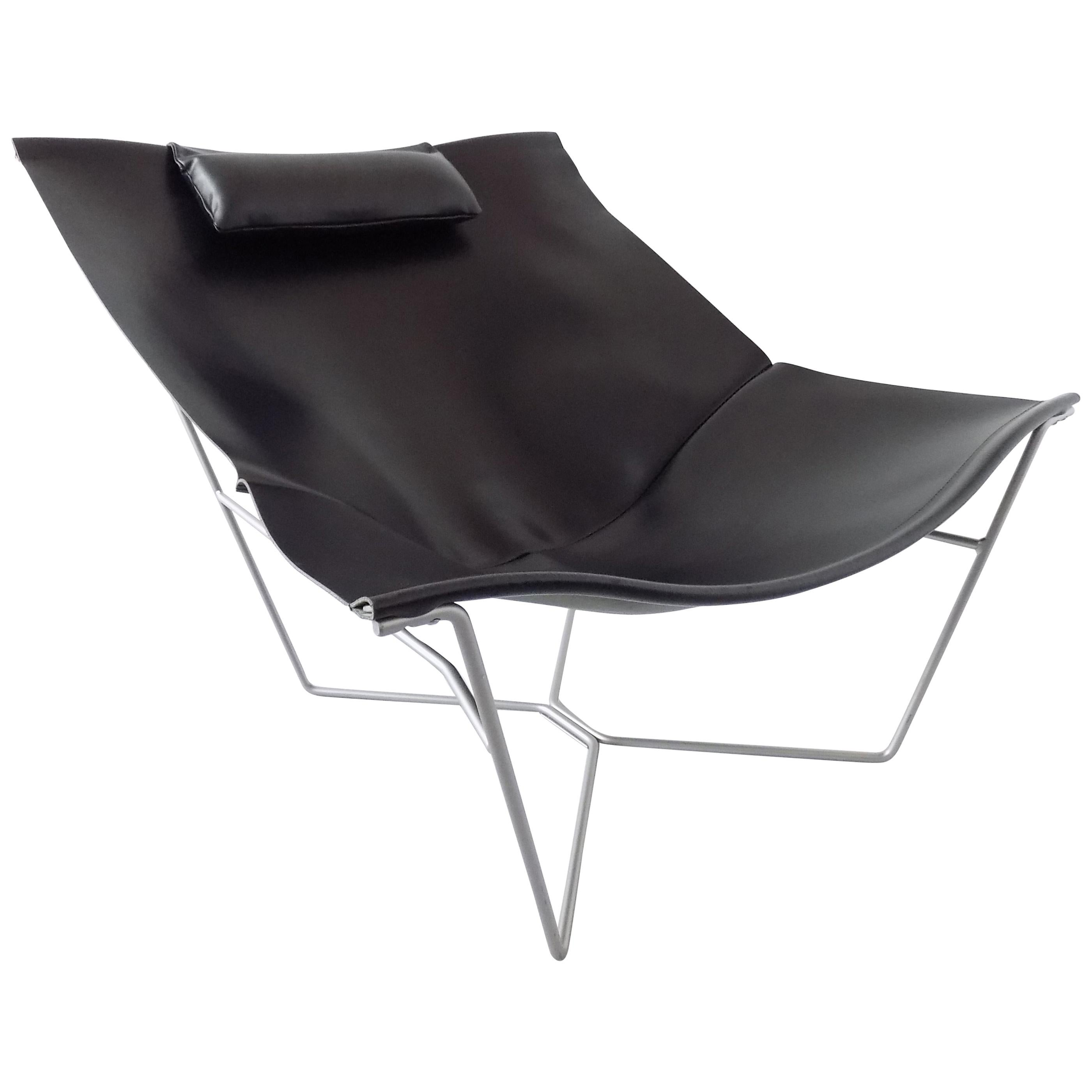 Astonishing Leather Sling Chairs 337 For Sale On 1Stdibs Cjindustries Chair Design For Home Cjindustriesco