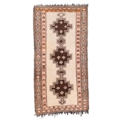Semi-Antique Fine Persian Tribal Gabbeh