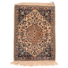 Vintage Persian Naeen Mat
