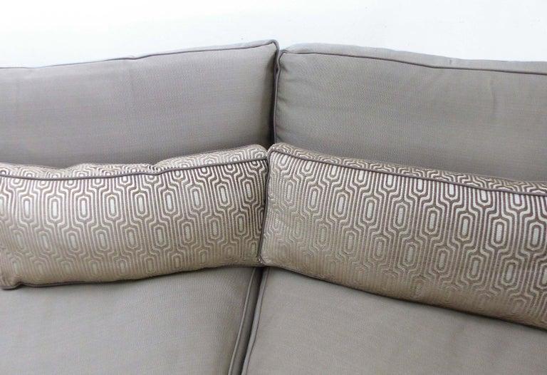 Modern  Umberto Asnago Mobilidea Semi-circular Sectional Sofa, Italy For Sale