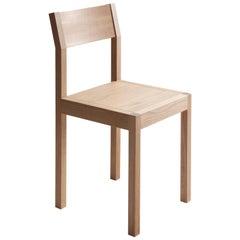 Seminar KVT1 Solid Wood Chair by Kari Virtanen