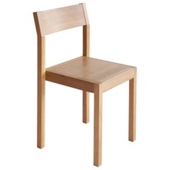 Seminar KVT2 Stackable Solid Wood Chair by Kari Virtanen