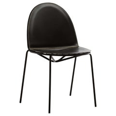 Sen-Su Chair with Leather Cushion