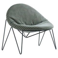 Sen-Su Lounge Armchair with Cushion