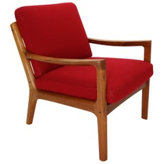 Senator Lounge Chair by Ole Wanscher for France & Søn, 1950s