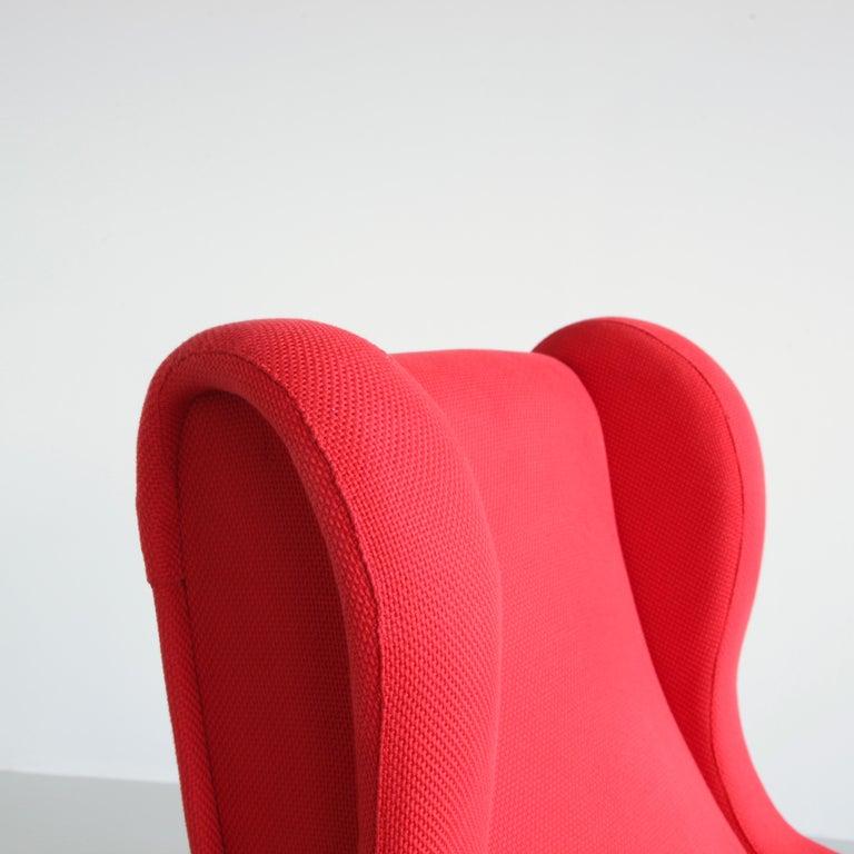 Mid-Century Modern Senior Armchair by Marco ZANUSO, Arflex, Italy