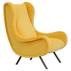 Senior Armchair by Marco Zanuso, Arflex, Italy