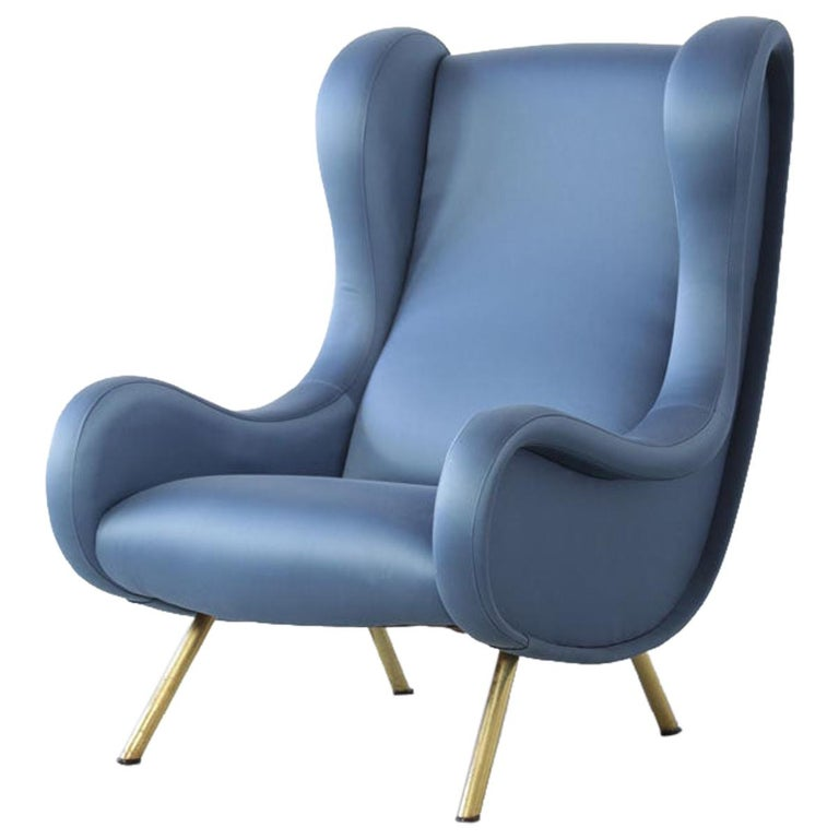 """Senior Chair"", Design by Marco Zanuso, 1951 For Sale"