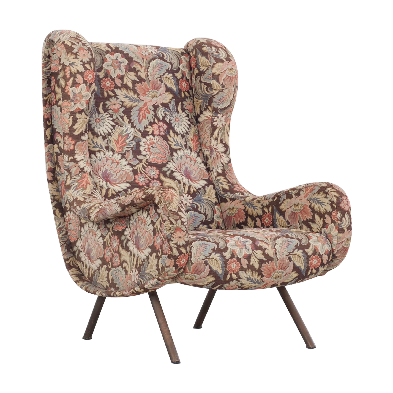 "Senior"" Chair, Design by Marco Zanuso, Italy, 1951"
