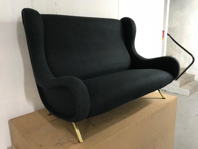 Italian Senior Sofa by Marco Zanuso for Arflex For Sale