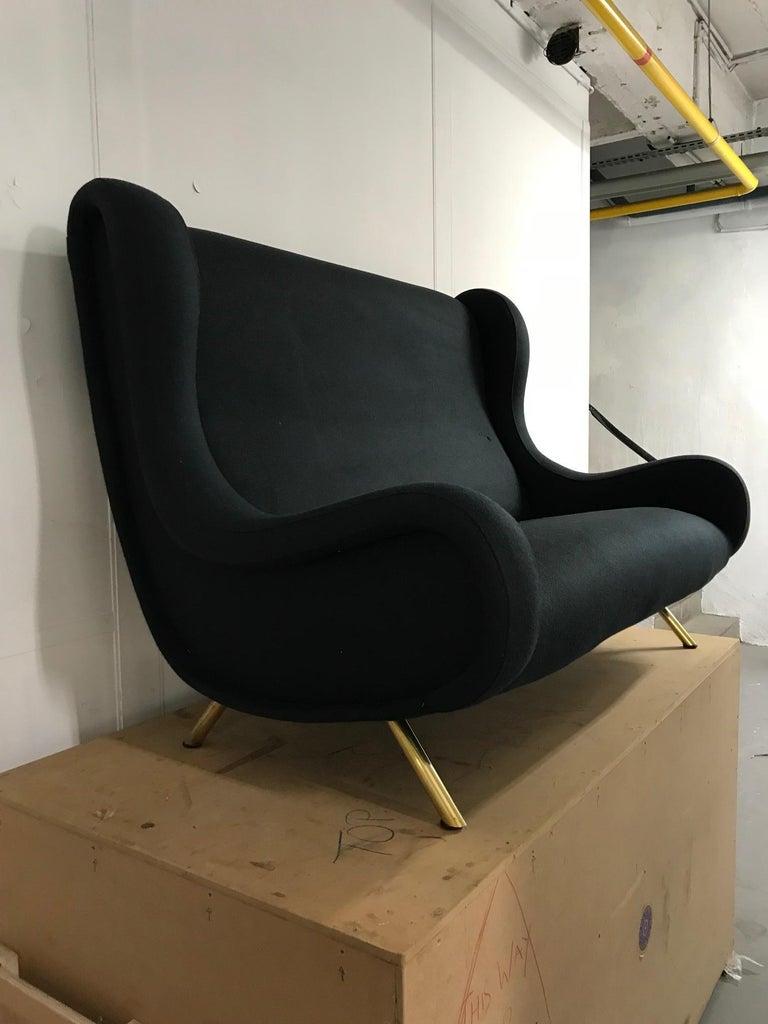 Senior Sofa by Marco Zanuso for Arflex In Good Condition For Sale In Paris, FR
