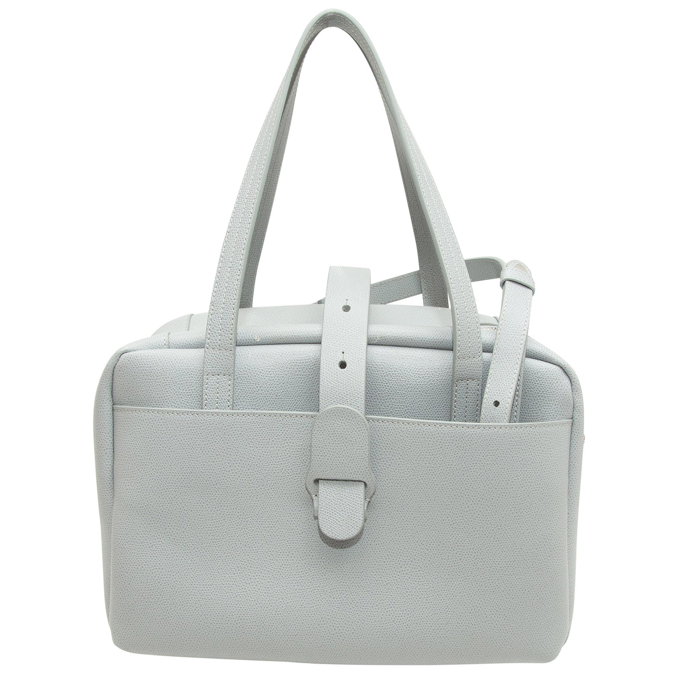 Senreve Light Grey Maestra Bag