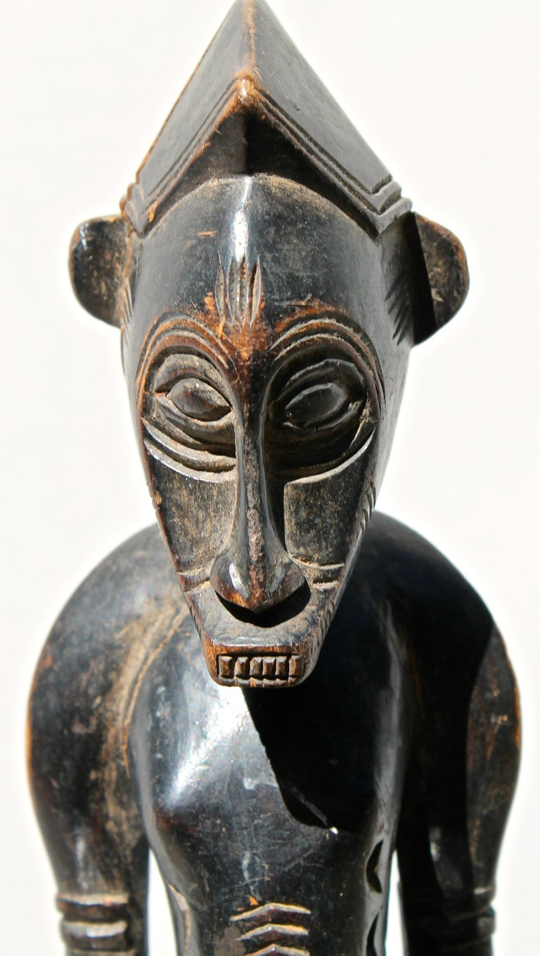 Authentic tribal piece, early 20th century.