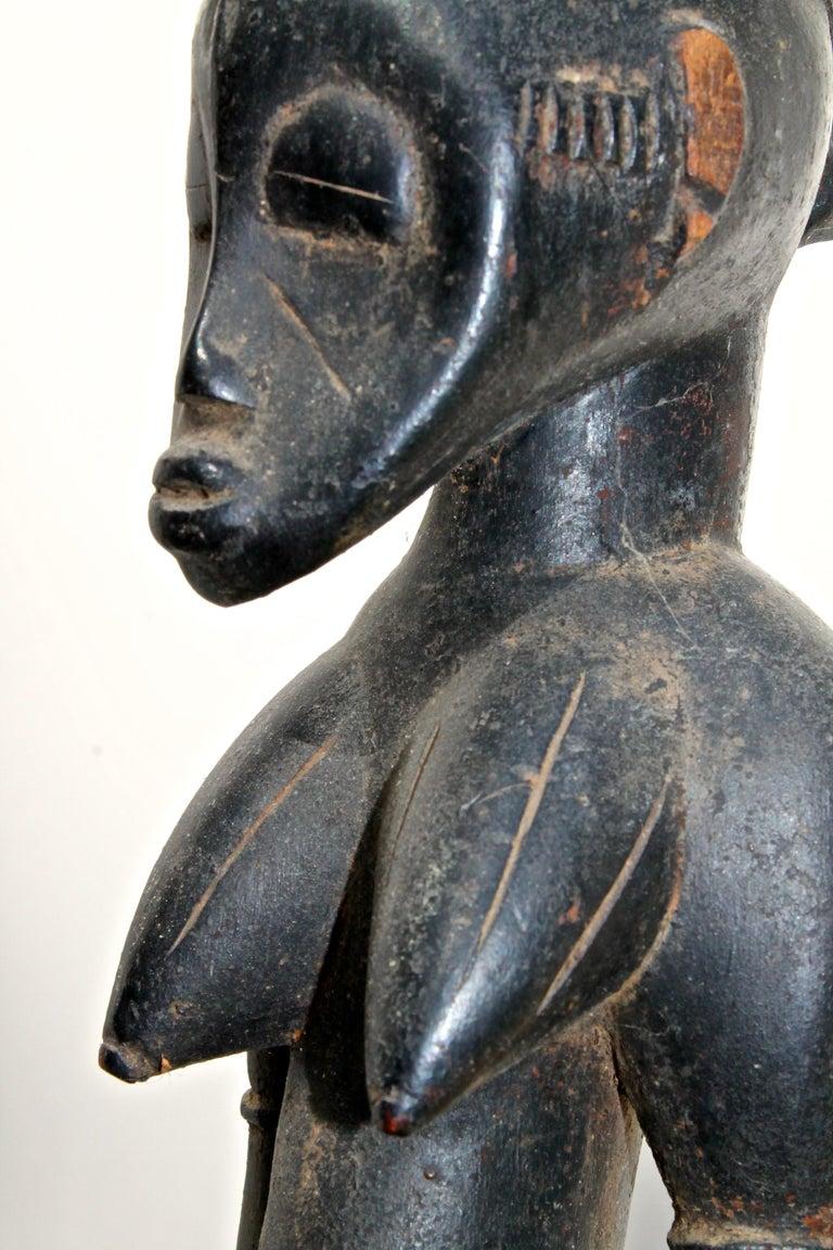 Senufo Staff Sotheby's Provenance For Sale 2