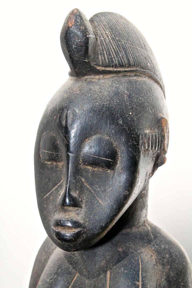 Senufo Staff Sotheby's Provenance For Sale 1