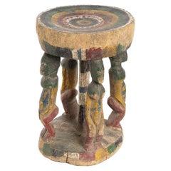 Senufo Wooden Stool, Africa