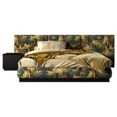 Senza Fine Bed Fabric