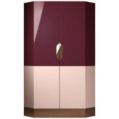 Senza Fine High Cabinet Color-Block