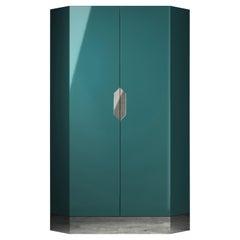 Senza Fine High Cabinet Matte Jade