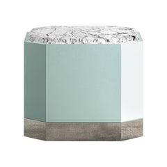 Senza Fine High Coffe Table Marble Top