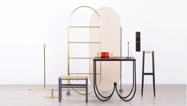 Separé Room Divider by Omri Revesz & Damian Tatangelo for Mingardo In New Condition For Sale In New York, NY