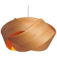 SERENE Cypress Wood Chandelier