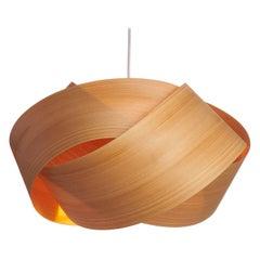 "SERENE 27"" Cypress Wood Chandelier"