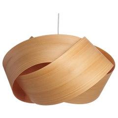 SERENE Natural Wood 24' Chandelier Pendant