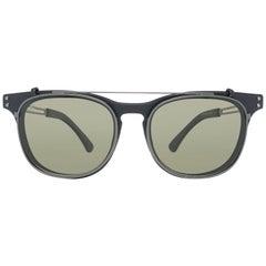 Serengeti Mint Unisex Black Sunglasses 8060 Enzo Satin Black 54-18-140 mm