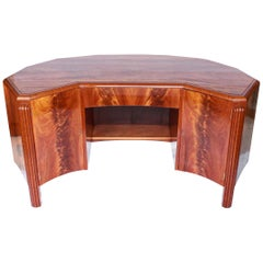 Art Deco Desk by Serge Chermayeff for Waring & Gillow London Circa 1930