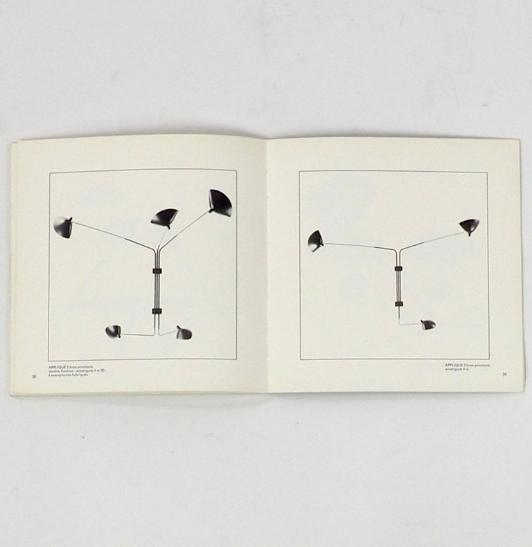 Serge Mouille. Luminaire 1953-1962. 