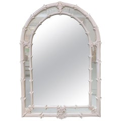 Serge Roche Gampel Stoll Style Wall Mirror