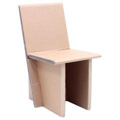 Sergej Gerasimenko, Limited Edition Cardboard Chair for Returmöbler, circa 2010