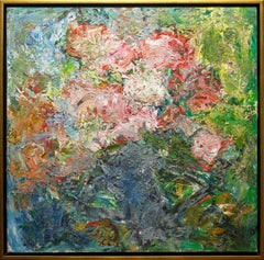 """Flowers"" Interpretive Abstract by Sergey Fedotov"