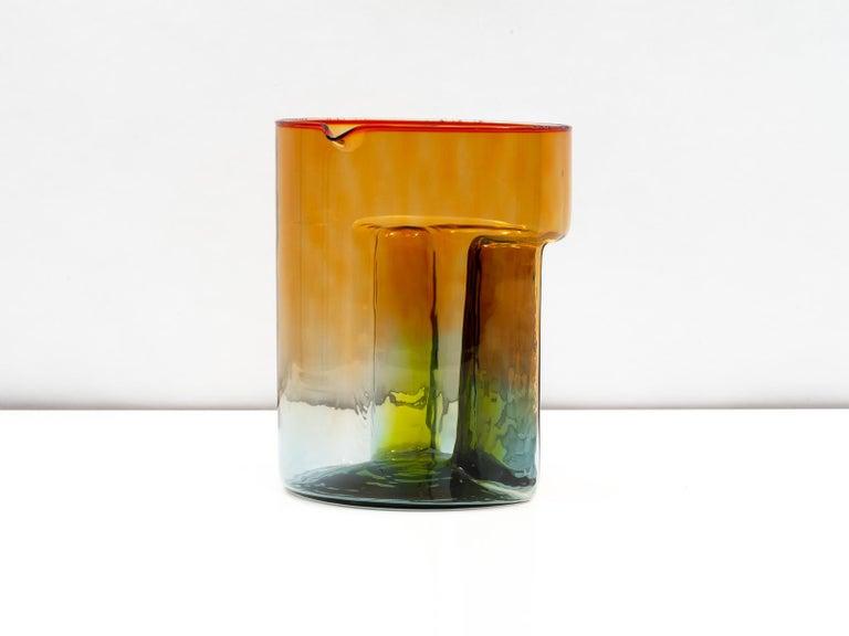 Mid-Century Modern Sergio Asti Blown Glass