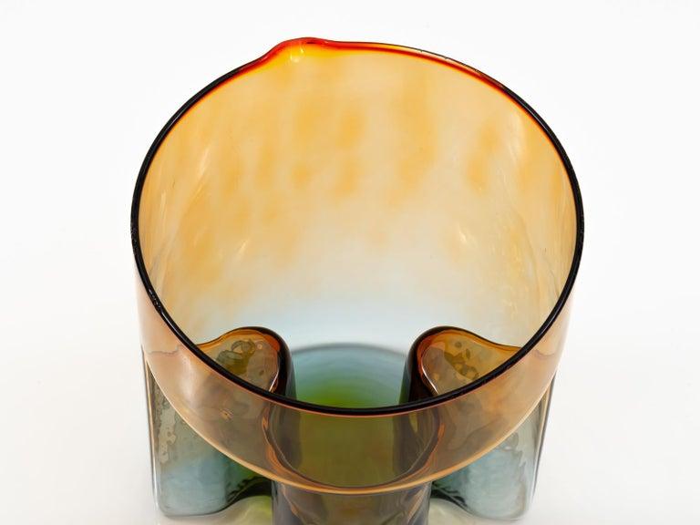 Sergio Asti Blown Glass