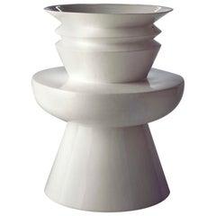 Sergio Asti Ceramic Vase Collection Toky 1980 Model Kyoto by Superego Editions
