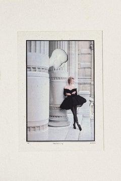 Good Morning - Original Collage by Sergio Barletta - 1983