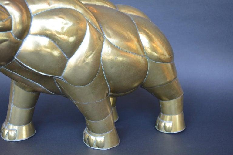 Mexican Sergio Bustamante Elephant For Sale