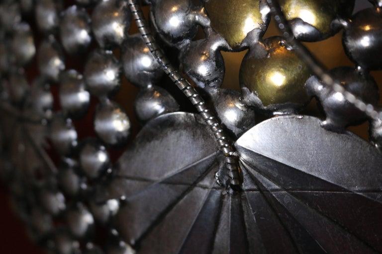 20th Century Sergio Bustamante Hanging Light For Sale