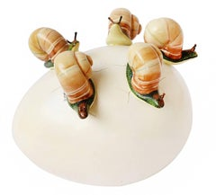 Snail egg Sculpture