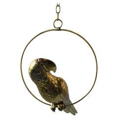 Sergio Bustamante Style Parrot