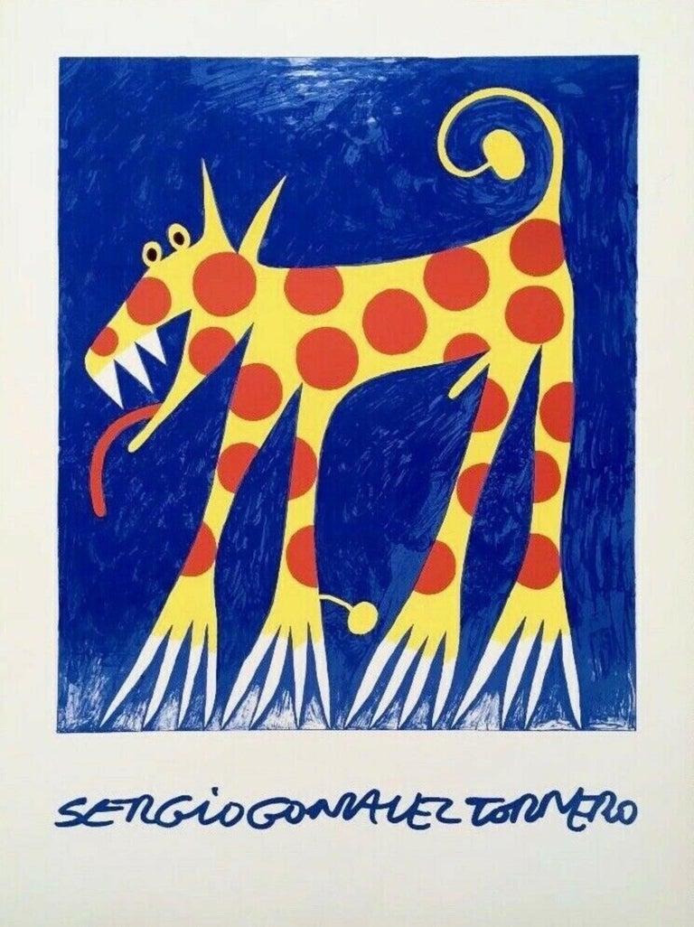 Wolf - Print by Sergio Gonzales-Tornero