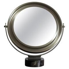 Sergio Mazza for Artemide Table Mirror Model Narciso, 1960s