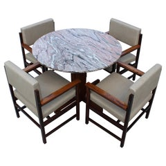 Sergio Rodrigues Alex Dinning Table