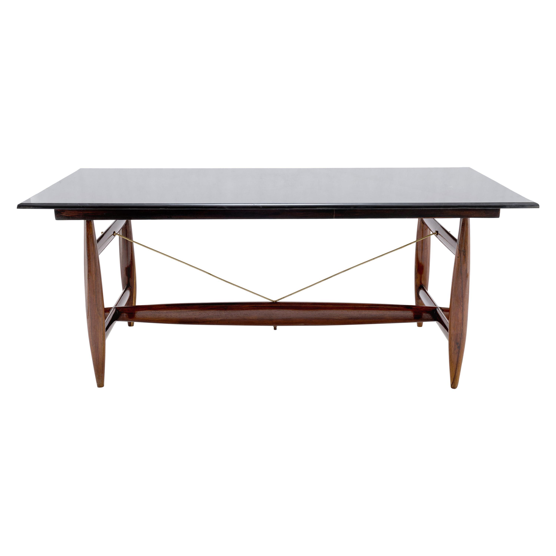 "Sergio Rodrigues ""Burton"" Dining Table"