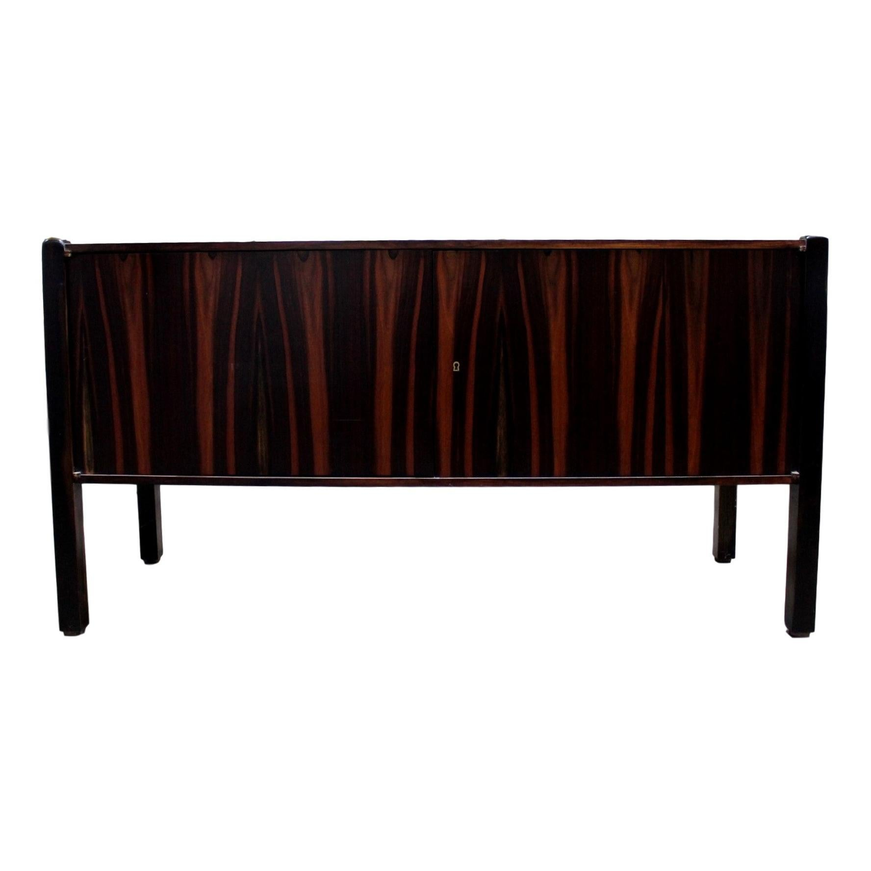 Sergio Rodrigues, Credenza Luciana, Sideboard Luciana, 1960s
