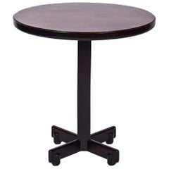 Sérgio Rodrigues Midcentury Brazilian Side Table with Rosewood Structure, 1960