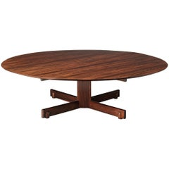 Sergio Rodrigues Very Large Custom Made Dining Table