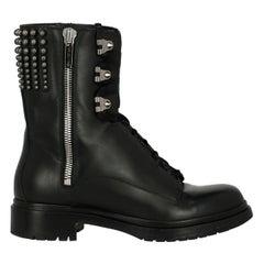 Sergio Rossi Woman Ankle boots Black EU 37